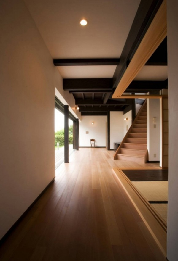 Contemporary japanese house decorations - Modern house decorations ...
