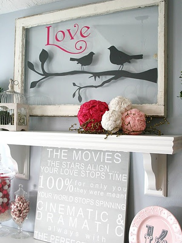 Valentine Day Decor Ideas For Gift