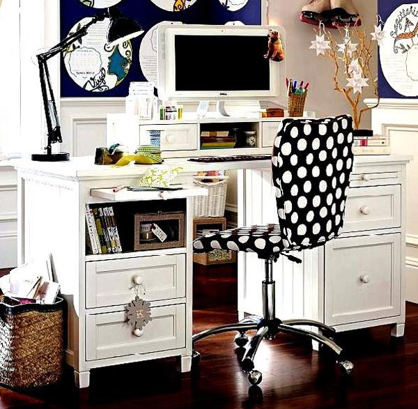 futuristic-white-office-room-with-small-space-ideas