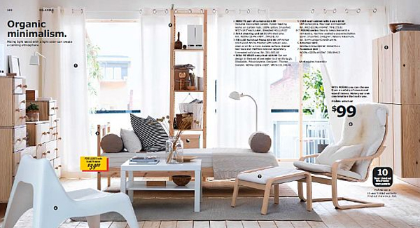 Inspiring Ikea Furniture 2013 For Living Room Design