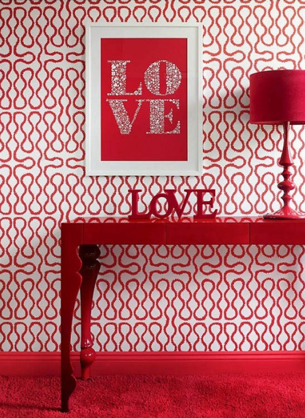 Valentines day decorating ideas interior decorating for Valentine s day room decor