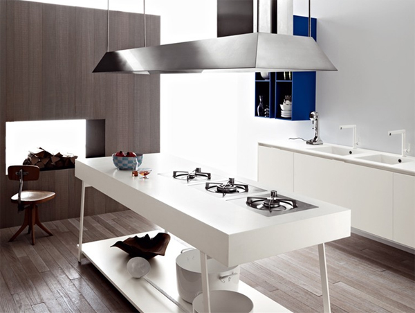 Small Kitchen Ideas By Cesar Arredamenti