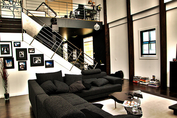 Trendy and casual living room design - Trendy living room designs ...