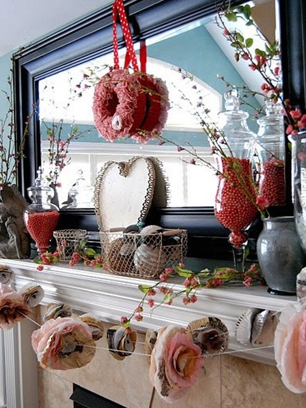 Valentine day decor ideas for gift for Home decorating gift ideas