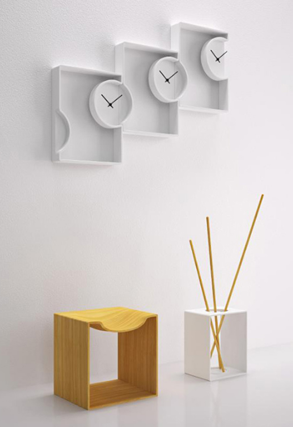 wooden-bathroom-furniture-with-clock-ideas-by-bisazza-bagno