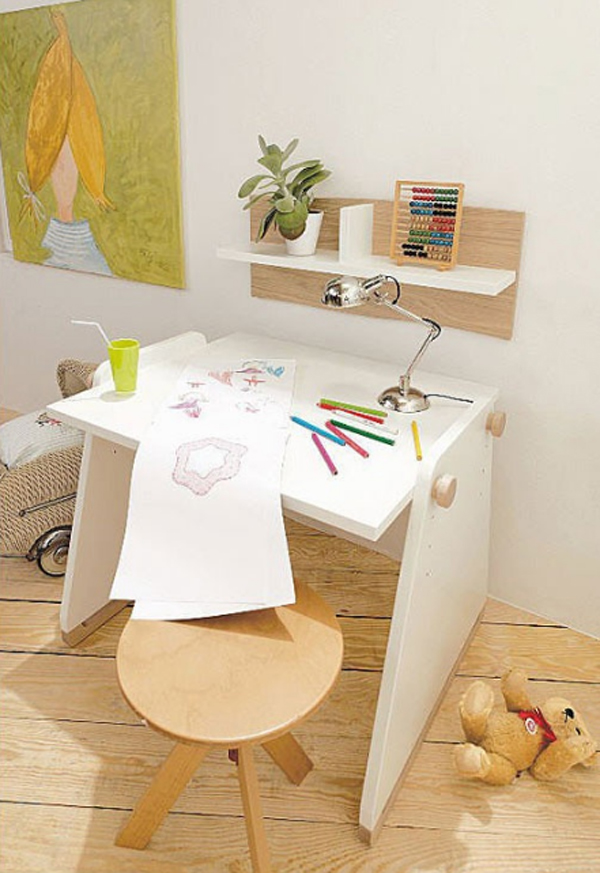 wooden-kids-office-room-with-desk-chairs
