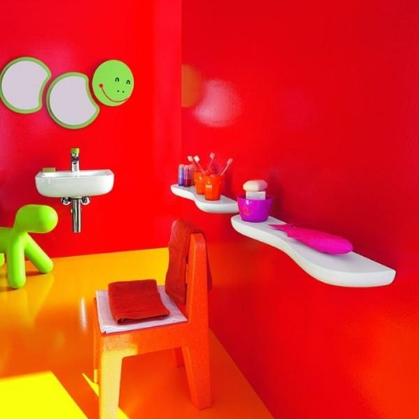gallery of 10 inspiring kids bathroom design by laufen