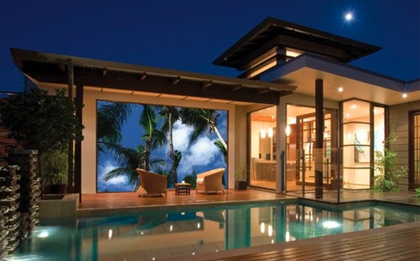 15 wonderful home theater design Outdoor home design ideas