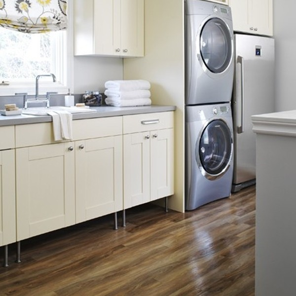 15 White Laundry Room Design Ideas