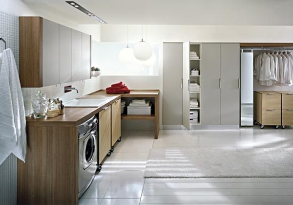 15-white-laundry-room-design-with-wooden-furniture