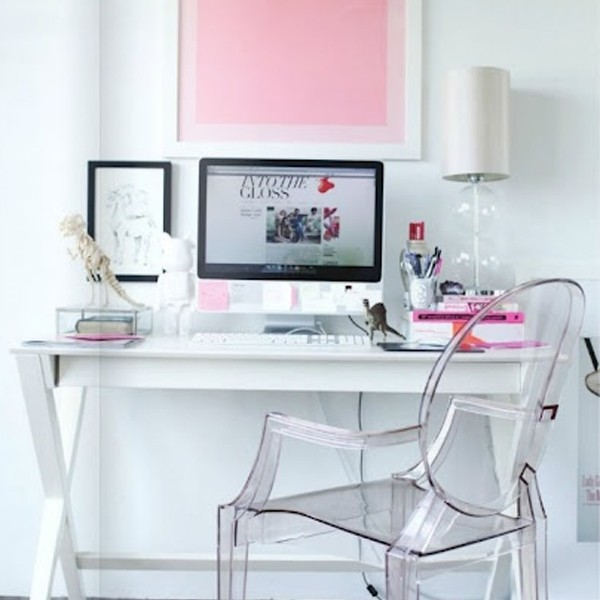 Stupendous 17 Cute Office Furniture For Girl Largest Home Design Picture Inspirations Pitcheantrous
