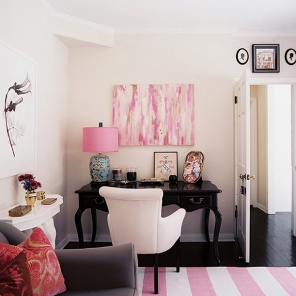 17 Pink Office Decor For Girl
