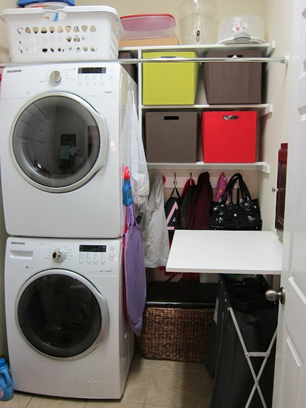 20 Laundry Room Storage Cabinets With Small Space Solutions