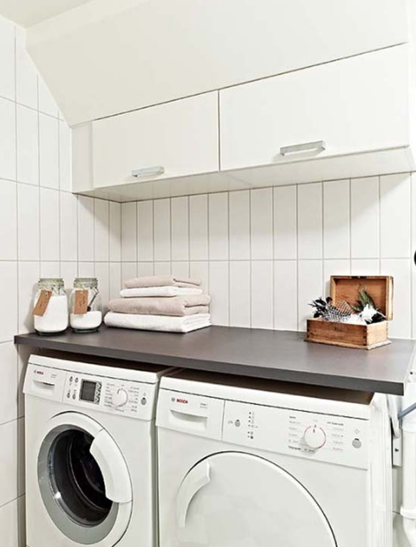 20 Small Laundry Room Design Ideas