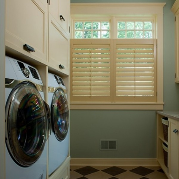 20 laundry room design with small space ideas - Laundry rooms for small spaces decoration ...
