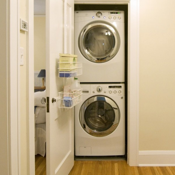 20 laundry room storage cabinets with small space solutions - Storage solutions for small spaces cheap photos ...