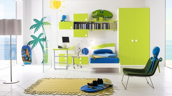 25-cool-and-colorful-boys-bedroom-furniture-by-ZG-group
