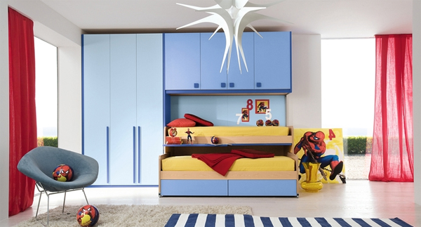 25-cool-and-colorful-boys-bedroom-pictures-by-ZG-group