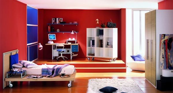 25-red-boys-bedroom-design-by-ZG-group