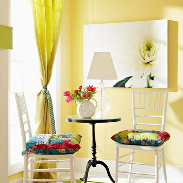 Chic Colorful Living Room: Chic-and-colorful-living-room-ideas-for-spring