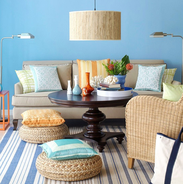 chic-and-colorful-spring-living-room-with-rattan-furnitures