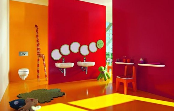 colorful-bathroom-design-for-kids