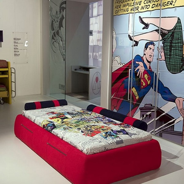 Stunning Cool Kid Bedrooms Ideas - Telkom.us - telkom.us