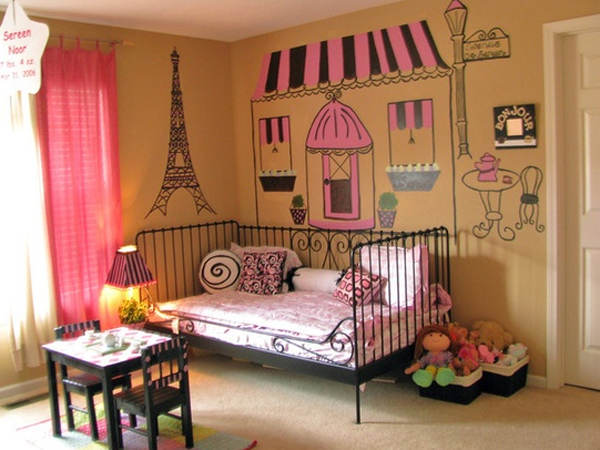 cute-girl-bedroom-theme-ideas