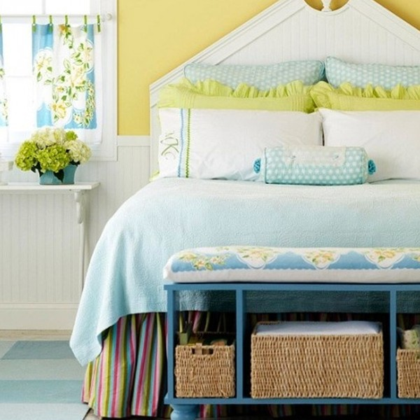 gallery of 10 fresh bedroom decorations for spring 2013