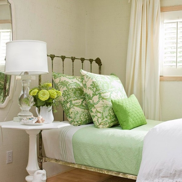 Fresh Spring Bedroom Decor Ideas 2013