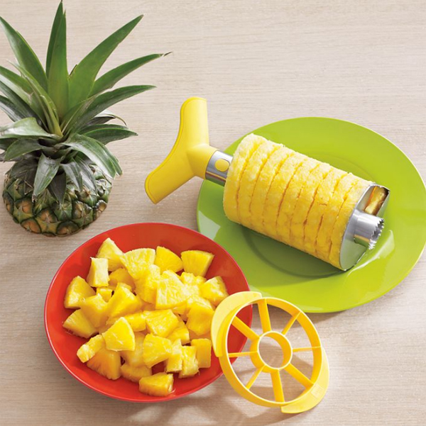 fun-kitchen-gadget-with-pineapple-slicer-and-dicer