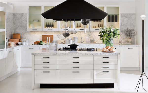 Inspiring tradition and modernity kitchen by elmar home design