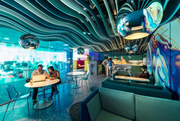 latest-google-office-design-with-blue-themes
