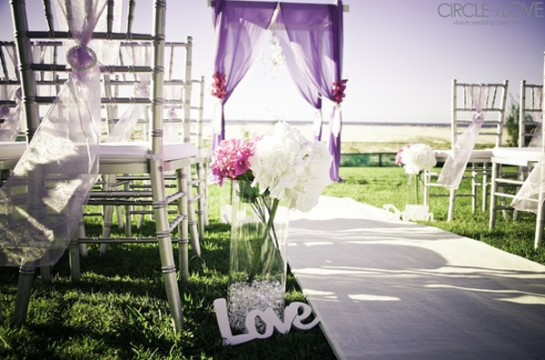 outdoor wedding ideas with flower garden 15 Wedding Garden Decorations With Flower Themes
