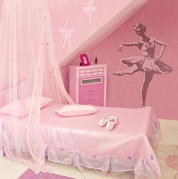 Gallery of 30 Cute and Cool Kids Bedroom Theme Ideas