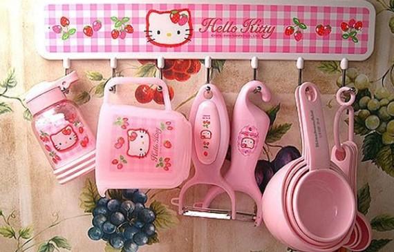 pink-kitchen-appliances-with-hello-kitty-ideas