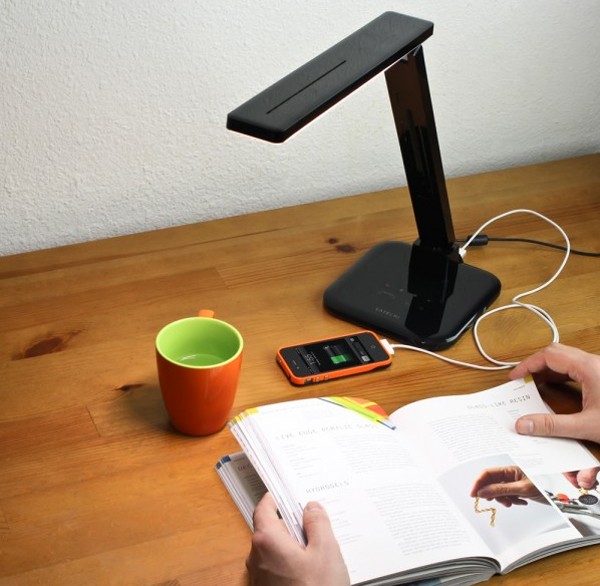 Satechi led desk lamps with touch control home design and interior practical desk lamp suitable for accompanying your desk or office desk desk lamps comes with satechi led display touch screen controls are easy to use aloadofball Gallery