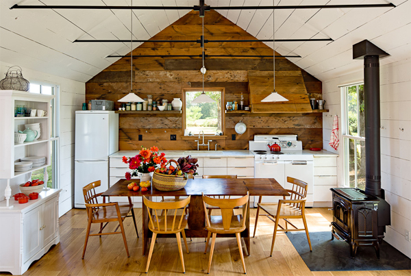 Small House With Rural Themes By Jessica Helgerson | Home Design