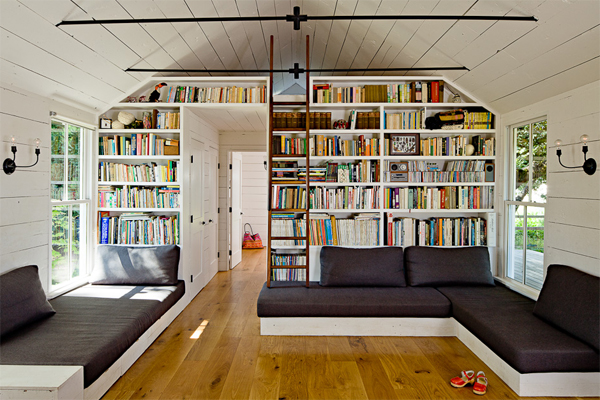 Kids Bedroom Library small-house-with-kids-bedroom-by-jessica-helgerson
