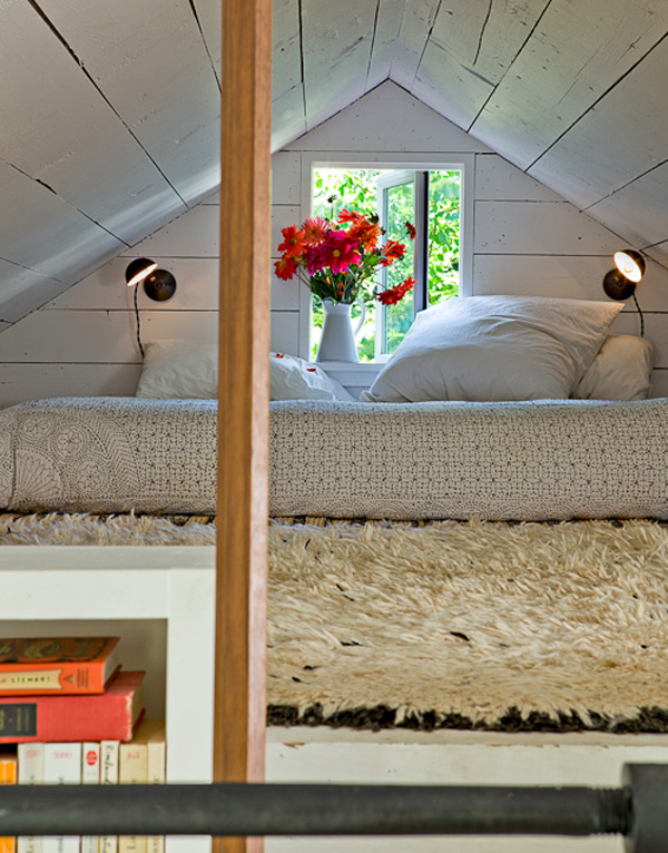 small house with attic bedroom by jessica helgerson - Download Small House Attic Design Pictures
