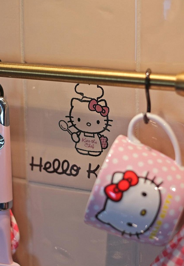 small-kitchen-appliances-with-hello-kitty-ideas
