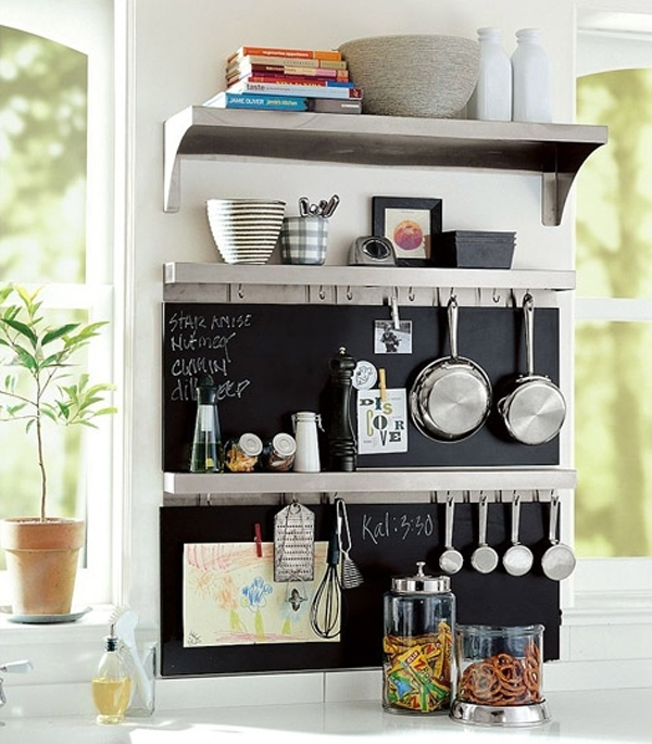 10 small kitchen ideas with storage solutions home 36 sneaky kitchen storage ideas ward log homes