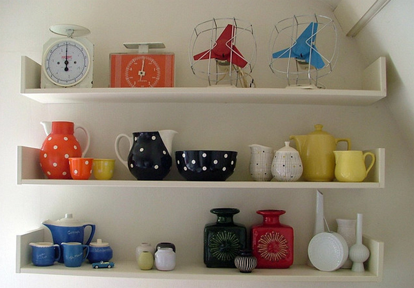 small kitchen storage shelves 10 Small Kitchen Ideas With Storage Solutions