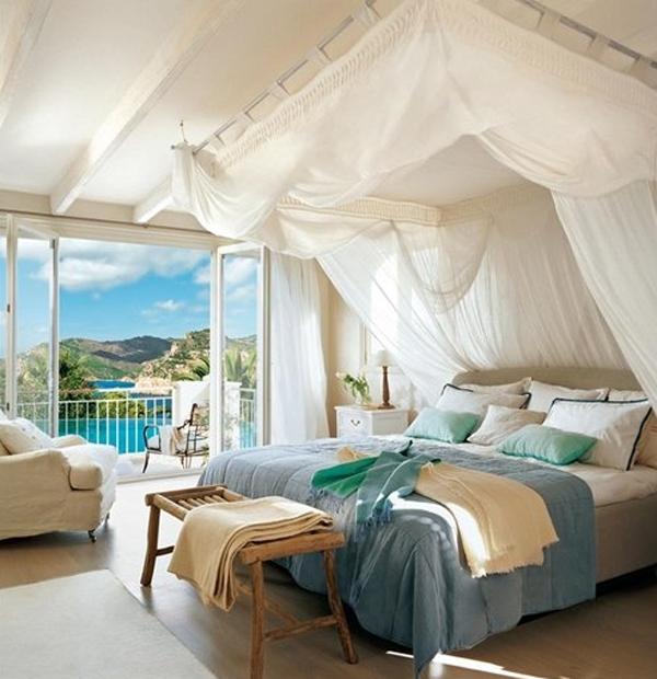 Top 15 romantic bedroom decor for wedding home design for Bedroom ideas romantic