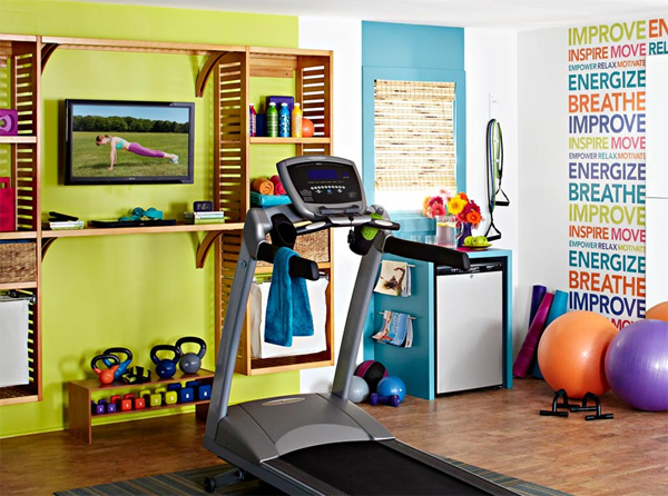 Best Collection Of Wonderful Home Gym Ideas Home Design And Interior