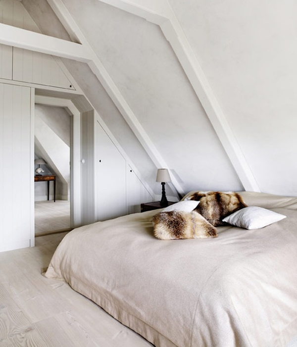 attic-scandinavian-bedroom-designs