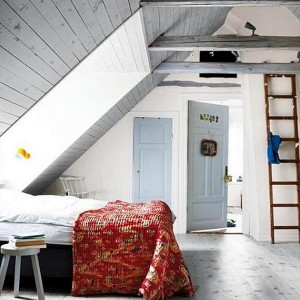 attic-scandinavian-bedroom-furniture