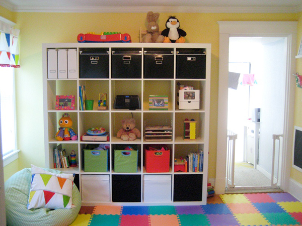 awesome playroom for kids 35 Awesome Kids Playroom Ideas