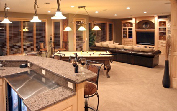 Basement Remodeling Ideas Captivating Basementremodelingideas Inspiration