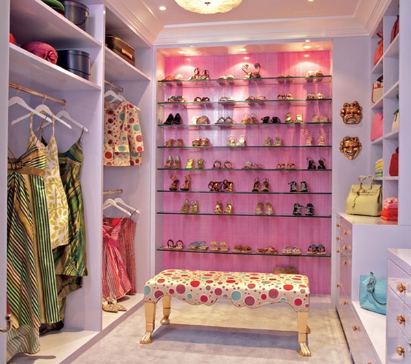 beautiful and small girl closet ideas home design and interior